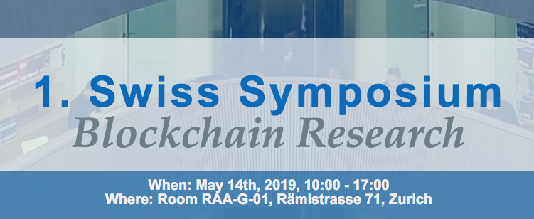 1 Swiss Symposium
